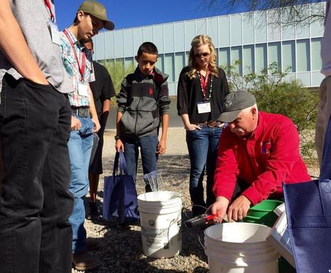 UA Demonstrates Solar Energy For The Farm At Southwest Ag Summit | KAWC (Radio-Yuma) | CALS in the News | Scoop.it