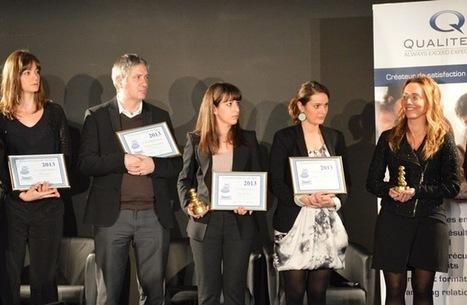 Remise des prix Concours SPA 2013 | Emarketing hôtellerie | Scoop.it