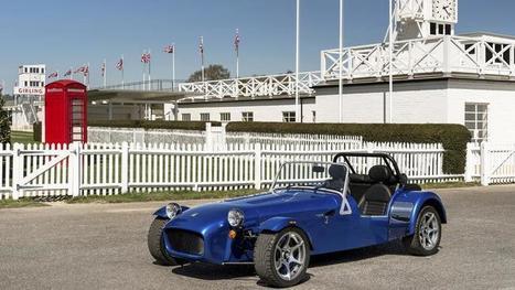 Caterham Seven 275, le roadster à l'état pur   Luxe & Luxury   Scoop.it
