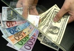Forex : Légère baisse de l'euro face au dollar | Finances et Bourse | Scoop.it