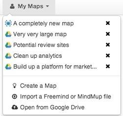 ¿Qué es MindMup?: Trabajando con Google Drive | Social Media | Scoop.it