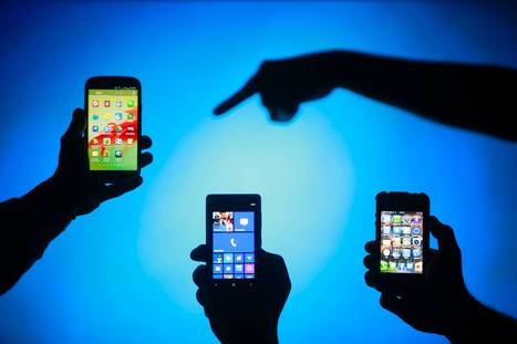 Smartphones outsell basic handsets for the first time | Social Media and Emerging Technology | Scoop.it