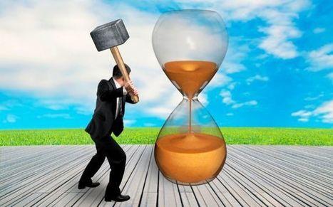 Trabajar menos te hace más eficaz a pesar de tu empresa | Panorama Contador | Scoop.it