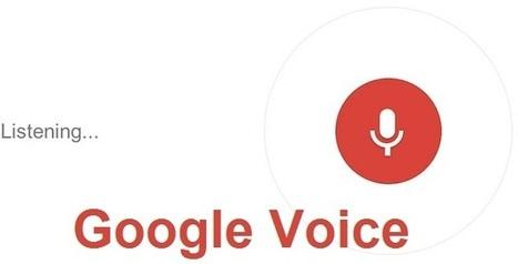 Google mobile répond à 10 Milliards de requêtes vocales par mois | Référencement internet | Scoop.it