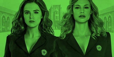 Vampire Academy | How Young Adult Fiction Has Become A Worldwide Franchise | Scoop.it