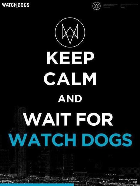 Ubisoft Pushes Watch Dogs Release to Spring 2014   Video Gaming and Working Out   Scoop.it