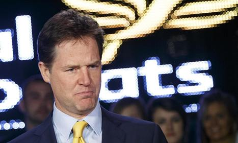 Can Nick Clegg survive another meltdown for the Lib Dems? | Welfare, Disability, Politics and People's Right's | Scoop.it