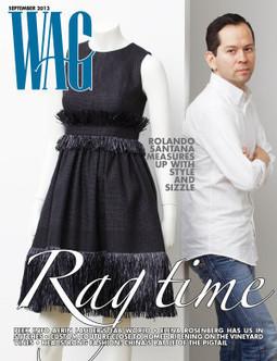 Couture cuisine | WAG MAGAZINE ONLINE | Le Coupe Gorge Paris | Scoop.it