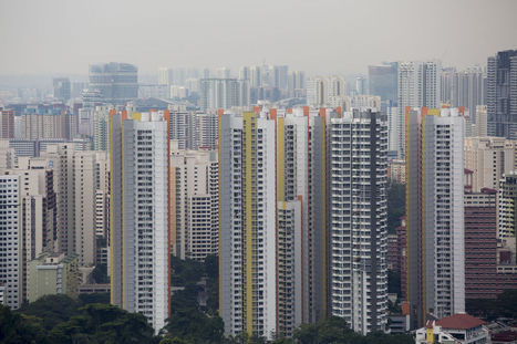 Singapore Home Sales Climb 13% in November on New Projects - Bloomberg | Singapore Real Estate | Scoop.it