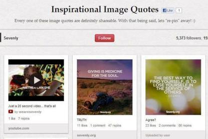 5 Tips for Creating Pinterest Images That People Love to Share | Social Media Examiner | Pinterest Power | Scoop.it