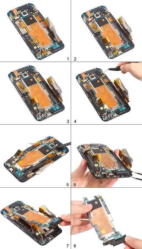 HTC One M9 Complete Teardown | Smartphone DIY Repair Guide | Scoop.it