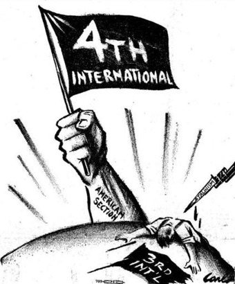 The fate of the Fourth International: 75 years on - Workers' Liberty | real utopias | Scoop.it