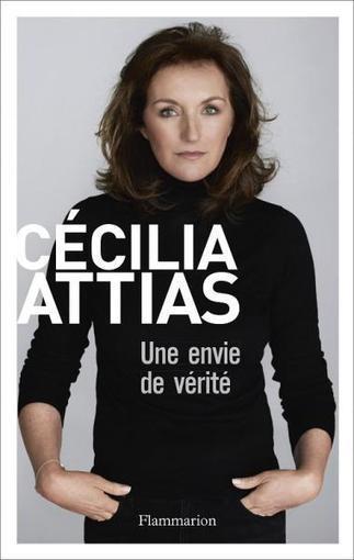"Cécilia Attias : ""Nicolas Sarkozy a aimé mon livre"" - MyBoox | Remue-méninges FLE | Scoop.it"
