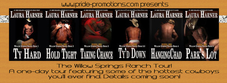 =BLOG TOUR= Laura Harner's Willow Springs Ranch Series with Huge Giveaway! | | Book Recommendations from Mrs Condit & Friends | Scoop.it