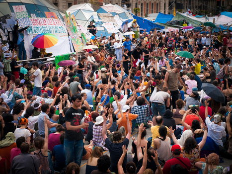 Jurisprudencia sobre acampadas y concentraciones no comunicadas | Movimiento 15M España | Scoop.it