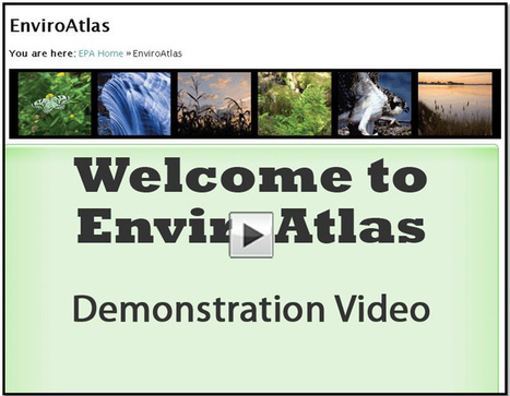 EnviroAtlas | Geography Education | Scoop.it