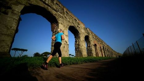 El agua que abastecía a la antigua Roma   Mundo Clásico   Scoop.it