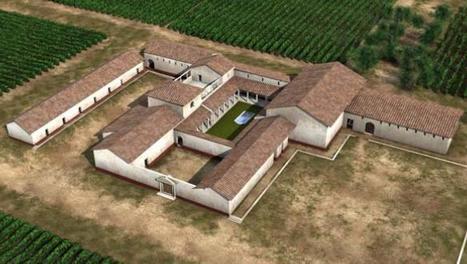 Culture.fr : Villa, villae en Gaule romaine. Villa-Loupian en Languedoc | Archéologie et Patrimoine | Scoop.it