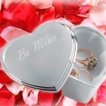 Personalized Heart Trinket Engraved Box | Personalized Gifts | Scoop.it