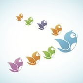A Day In The Life Of Twitter [INFOGRAPHIC] - AllTwitter   Social Media and your Brand   Scoop.it