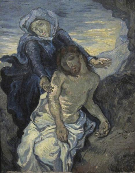 Le Van Gogh des musées du Vatican - Le Blog de VisiMuZ | VisiMuZ : les guides des musées sur tablettes | Scoop.it