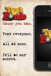 TextBomb | Textbomb App | Textbomb for iPhone | TextBomb App for iPhone | Scoop.it