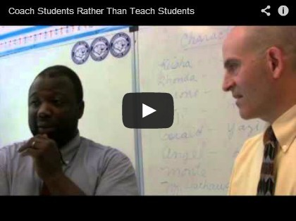 Coach Students Rather Than Teach Students | It's a Digital Time! | Scoop.it