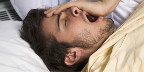 Les terrifiants effets du manque de sommeil | T3 - Santé, sport, alimentation | Scoop.it
