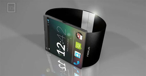 La smartwatch de Google se précise | INFORMATIQUE 2014 | Scoop.it