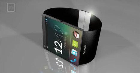 La smartwatch de Google se précise | iObjets | Objets Connectés | Scoop.it