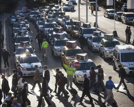 Uber eyeing Vegas, and cab companies not happy | private taxi fleets | Scoop.it