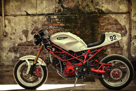 Return of the Cafe Racers: Ducati S2R 800 Cafe Racer | Ductalk Ducati News | Scoop.it