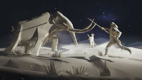 Take a Trip Through 40,000 Years of London's History With This Papercraft Video | News we like | Scoop.it