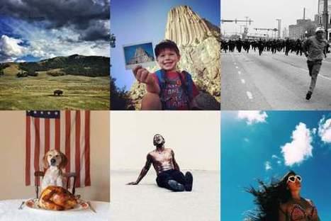 Instagram : les meilleurs comptes selon Time @timepictures   694028   Scoop.it