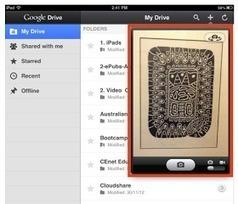 Apps in Education: Video inside your Google Drive App | iPad classroom | Scoop.it