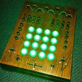 Custom Built MIDI Controller   Audio Devices   Scoop.it