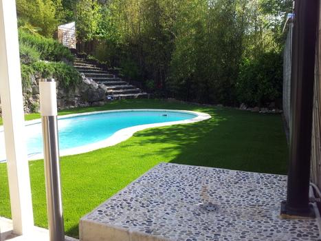 abri de piscine ronde ou hors sol mod. Black Bedroom Furniture Sets. Home Design Ideas