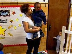 Detroit school helps teen moms get their degrees - Video on TODAY.com | prgrams that help teen parents graduate | Scoop.it