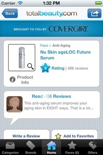 Beauty Buyers Rely On Mobile Reviews In-Store Before Making a Purchase | Mobile Marketing Resources and Tips | Scoop.it