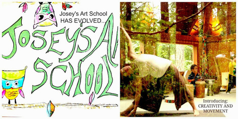 Welcome to the Blog for Creativity and Movement: Josey's Art School: Creativity and Movement: Art Lessons Now Available on Teachers Pay Teachers | Kids Create Art | Scoop.it