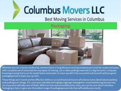 Movers In Columbus | Columbus Moving LLC | Scoop.it