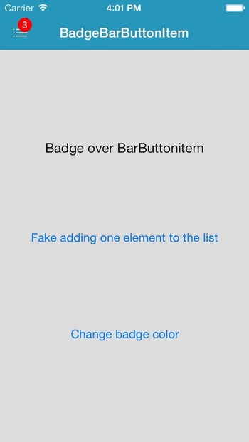 BBBadgeBarButtonItem - A BarButtonItem with a badge on top. | iPhone and iPad development | Scoop.it