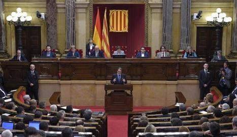 Catalonia Independence: After Defying Madrid, Catalan Leaders Vow To Ignore Constitutional Court Ruling - IB Times | AC Affairs | Scoop.it