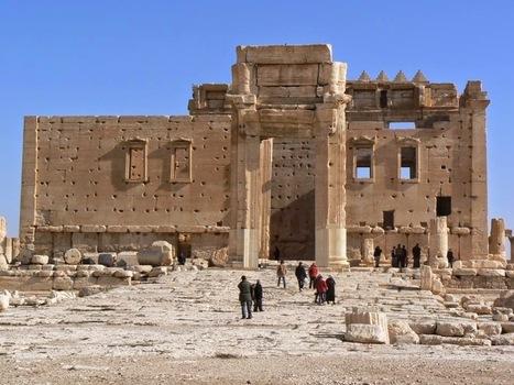 Siria: Estado Islámico destruye otro importante templo en Palmira | La Mula (Pérou) | Kiosque du monde : Asie | Scoop.it