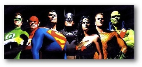 Justice League film moves ahead, eyes Summer 2015 release! | Comic Books | Scoop.it