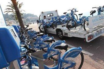 Les utilisateurs des Vélos Bleus pestent contre les pannes - Nice-Matin | atelier vélo | Scoop.it