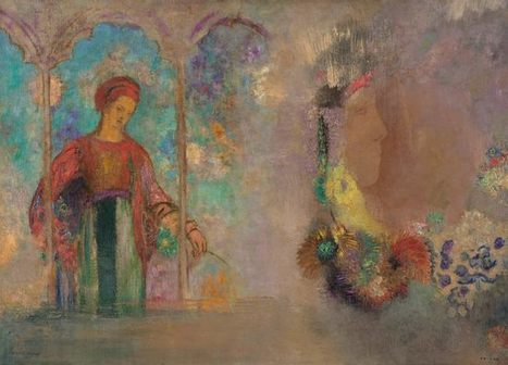 20 avril 1840 naissance d'Odilon Redon | Racines de l'Art | Scoop.it