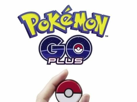 ¿Qué es 'Pokémon GO Plus'? • ENTER.CO | Bits on | Scoop.it