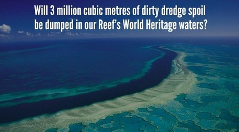 Dredging the Great Barrier Reef: Use and misuse of science | Geographical issues overview | Scoop.it