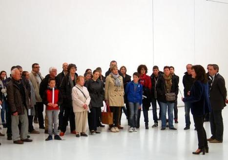 Une visite exclusive du musée Soulages pour les commerçants   L'info tourisme en Aveyron   Scoop.it